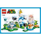 LEGO Lakitu Sky World Set 71389 Instructions