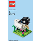 LEGO Lamb Set 40278