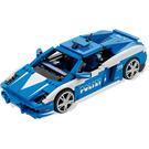 LEGO Lamborghini Polizia Set 8214