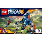 LEGO Lance's Mecha Horse Set 70312 Instructions