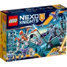 LEGO Lance vs. Lightning Set 70359 Packaging