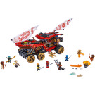 LEGO Land Bounty Set 70677