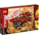 LEGO Land Bounty Set 70677 Packaging