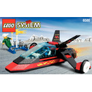 LEGO Land Jet 7 Set 6580 Instructions