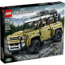 LEGO Land Rover Defender Set 42110 Packaging
