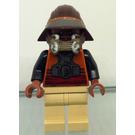 LEGO Lando Calrissian - Skiff Guard Outfit Minifigure