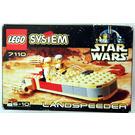 LEGO Landspeeder Set 7110 Packaging