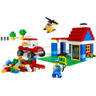 LEGO Large Brick Box Set 6166
