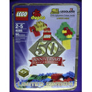 LEGO Large Brick Bucket Set 50th Anniversary 4085-2
