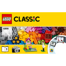 LEGO Large Creative Brick Box Set 10698 Instructions