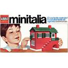 LEGO Large house set 4-4