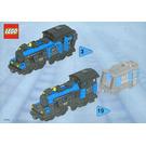LEGO Large Locomotive Set 3741