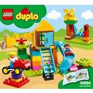 LEGO Large Playground Brick Box Set 10864 Instructions