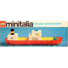 LEGO Large ship Set 32-2