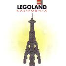 LEGO Las Vegas Skyline Eiffel Tower  Set LLCA25