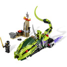 LEGO Lasha's Bite Cycle Set 9447