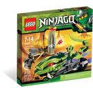LEGO Lasha's Bite Cycle Set 9447 Packaging