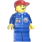 LEGO Launch Command Ground Crew Minifigure