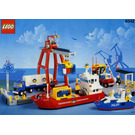LEGO Launch & Load Seaport Set 6542