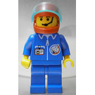 LEGO Launch Response Unit Crew Member Minifigure