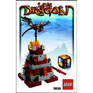 LEGO Lava Dragon  (3838) Instructions