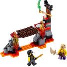 LEGO Lava Falls Set 70753