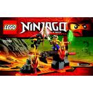 LEGO Lava Falls Set 70753 Instructions