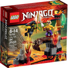 LEGO Lava Falls Set 70753 Packaging