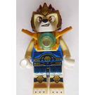 LEGO Laval Pearl Gold Armour, No Cape Minifigure
