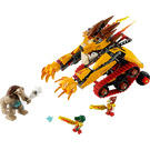 LEGO Laval's Fire Lion Set 70144