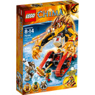 LEGO Laval's Fire Lion Set 70144 Packaging