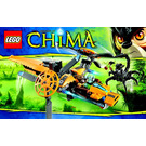 LEGO Lavertus' Twin Blade Set 70129 Instructions