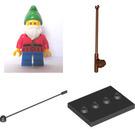 LEGO Lawn Gnome Set 8804-1