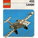 LEGO Learjet Set 455-1