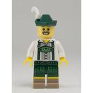 LEGO Lederhosen Guy Minifigure