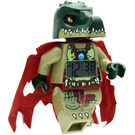 LEGO Legends of Chima Cragger Minifigure Clock (5002417)