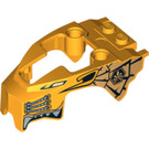 LEGO Legends of Chima Fly Wheel Cover with Decoration (11110 / 13244)