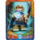 LEGO Legends of Chima Game Card 002 LAGRAVIS (12717)