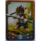 LEGO Legends of Chima Game Card 005 LONGTOOTH (12717)