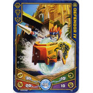 LEGO Legends of Chima Game Card 010 DEFENDOR IV (12717)