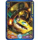 LEGO Legends of Chima Game Card 012 DEFENDOR VI (12717)