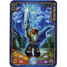 LEGO Legends of Chima Game Card 013 VALIOUS (12717)