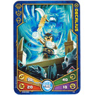 LEGO Legends of Chima Game Card 018 DECALIUS (12717)