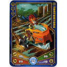 LEGO Legends of Chima Game Card 025 TRATRATRAX (12717)