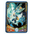 LEGO Legends of Chima Game Card 039 LIGHTNIX (12717)