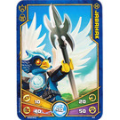 LEGO Legends of Chima Game Card 042 JABAHAK (12717)