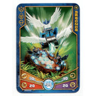 LEGO Legends of Chima Game Card 045 AEROZOR (12717)