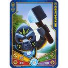 LEGO Legends of Chima Game Card 054 DENTMAKOR (12717)