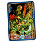 LEGO Legends of Chima Game Card 060 CHOMPOR V12 (12717)