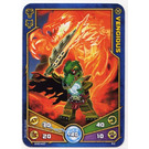 LEGO Legends of Chima Game Card 062 VENGIOUS (12717)